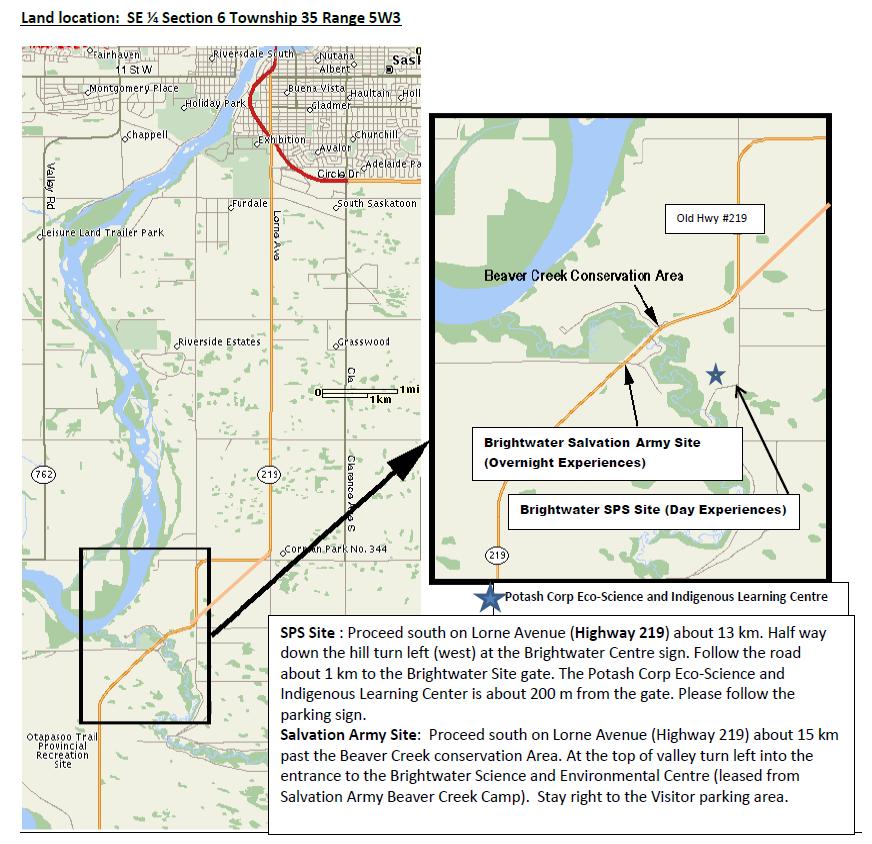 Page Map Site: Saskatoon Public Schools