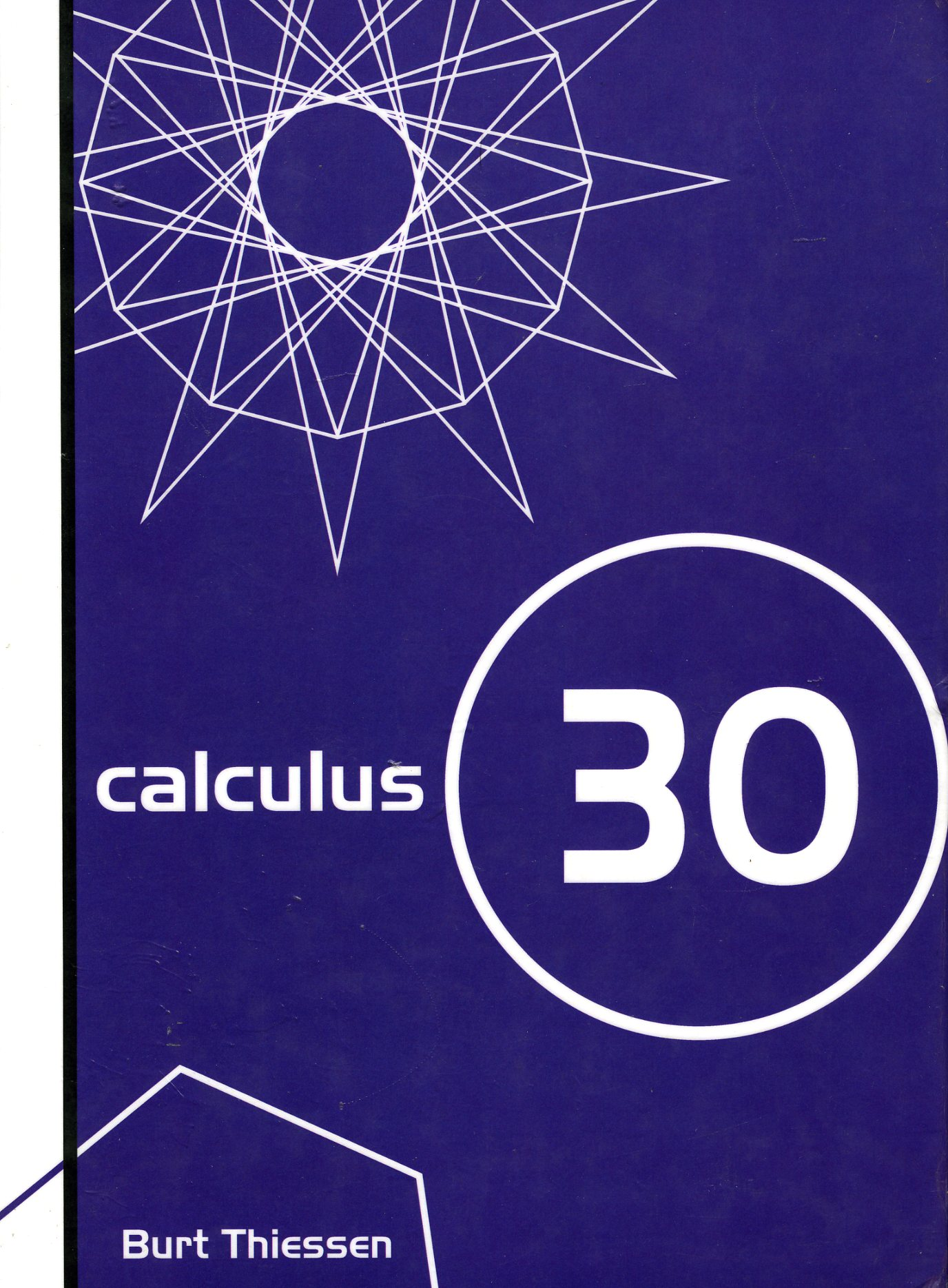 Calculus 30 - Online Learning Centre