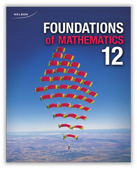 Mathematics 30 Foundations - Online Learning Centre