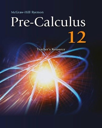 Mathematics 30 Pre-Calculus - Online Learning Centre