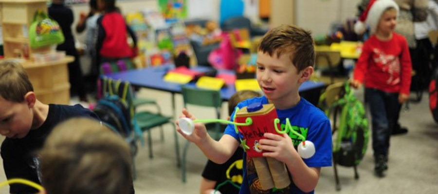 Kindergarten - la maternelle