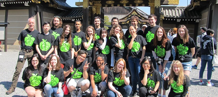Japanese Exchange Program applications due Oct. 7