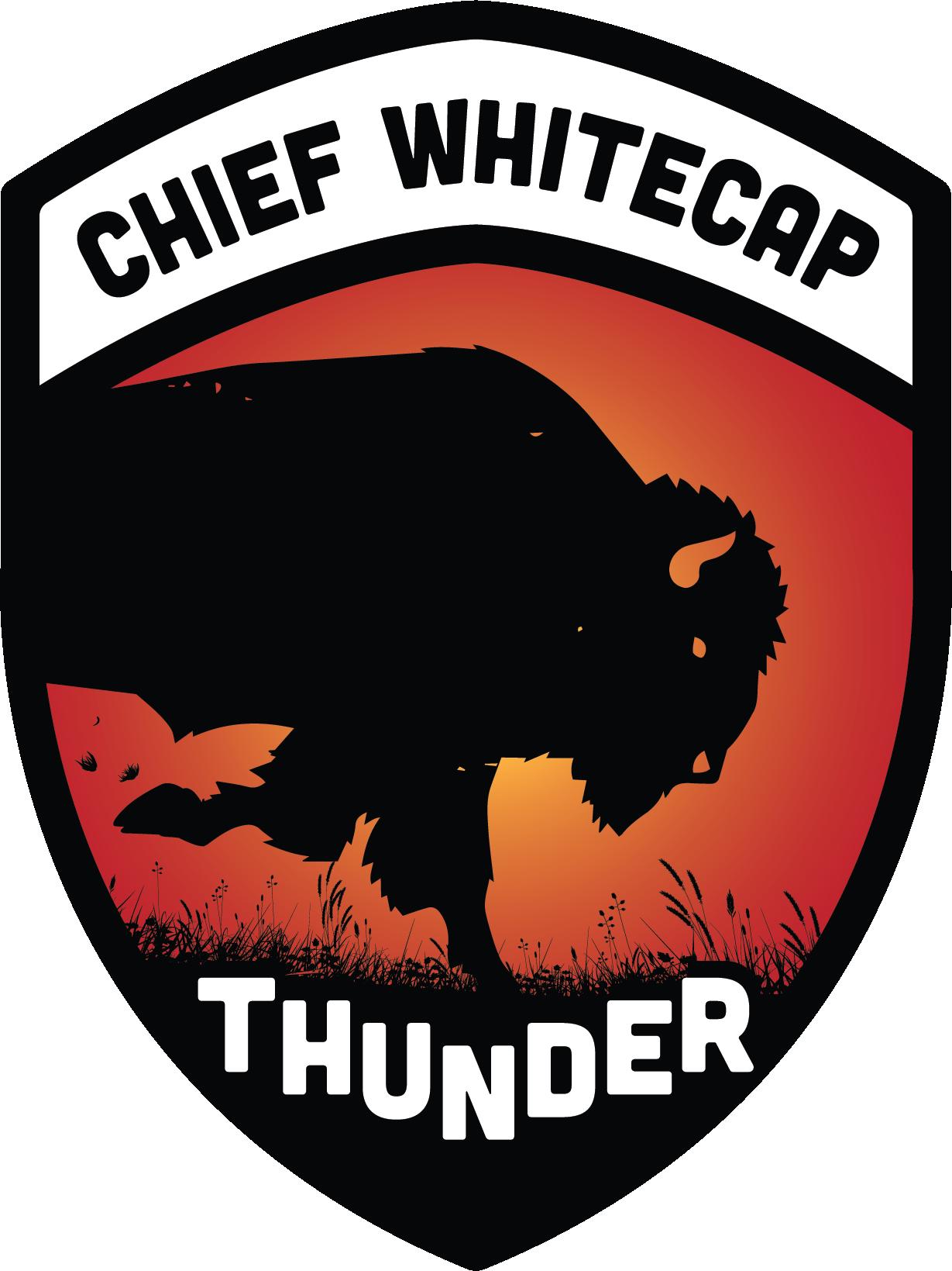 Chief Whitecap School logo