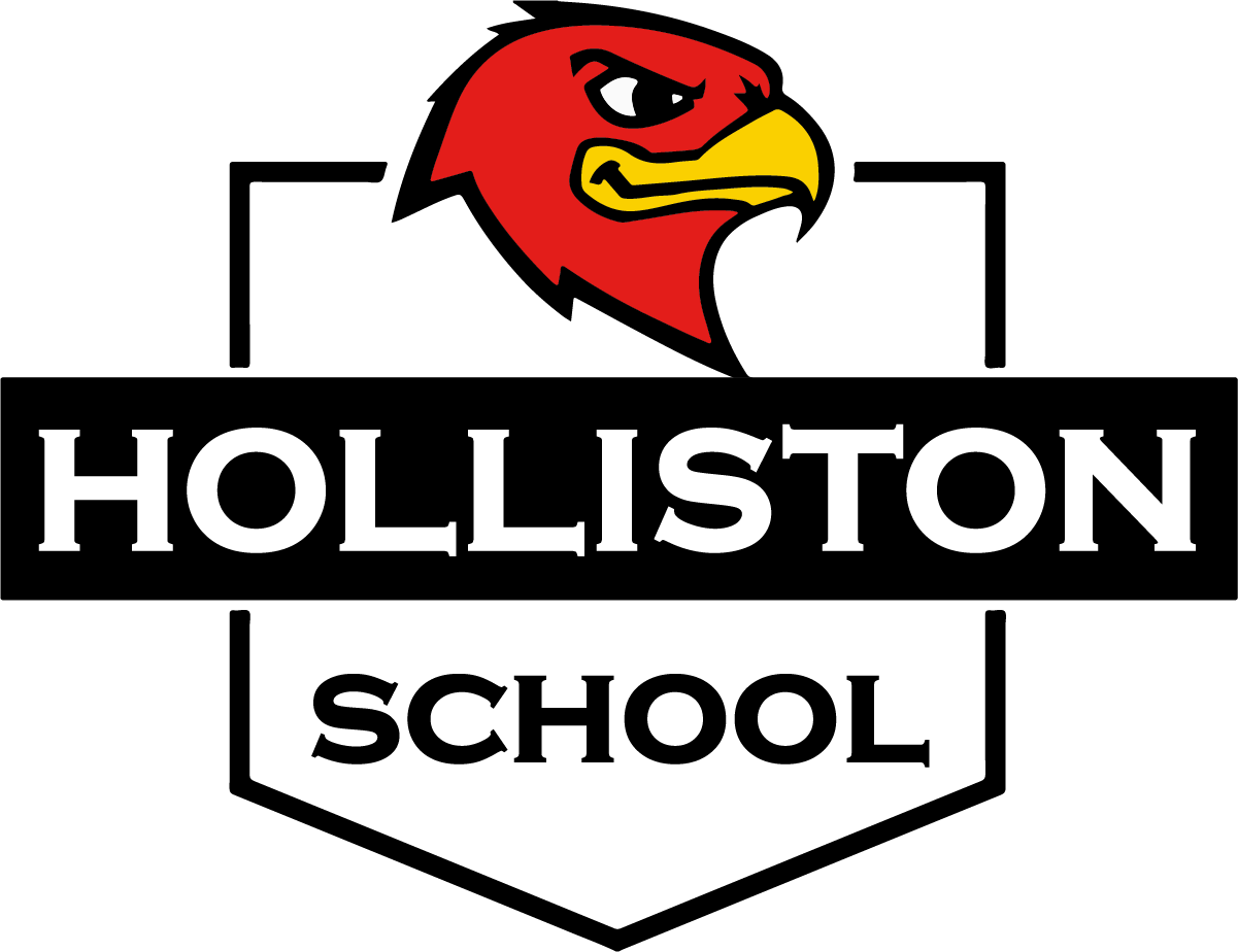 Holliston School logo