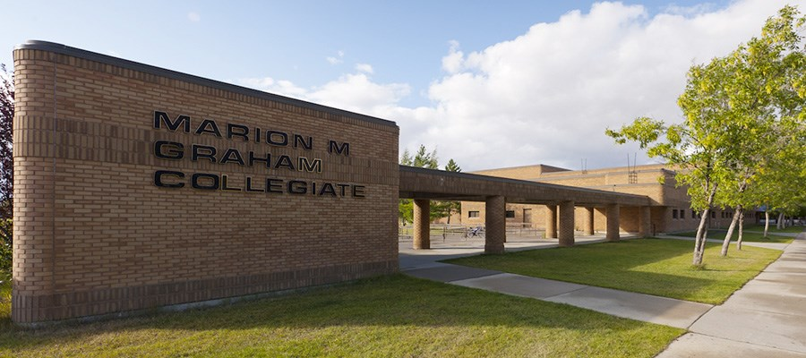 Welcome to Marion M. Graham Collegiate