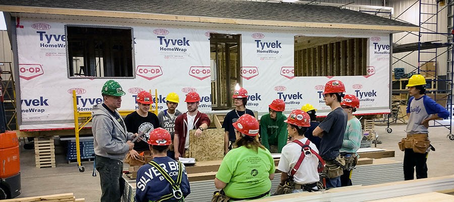 High School Carpentry Apprenticeship