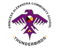 Princess Alexandra School logo
