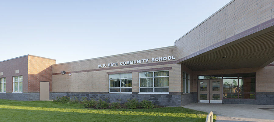 W.P. Bate Community School